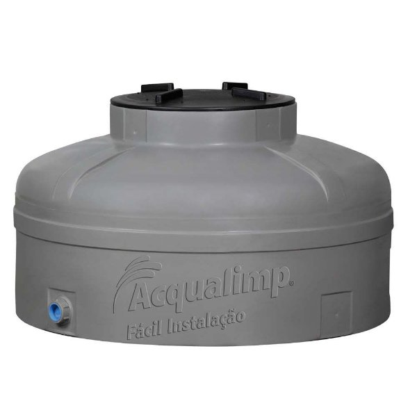 Caixa d' Água 310 litros Acqualimp Fácil Instalação