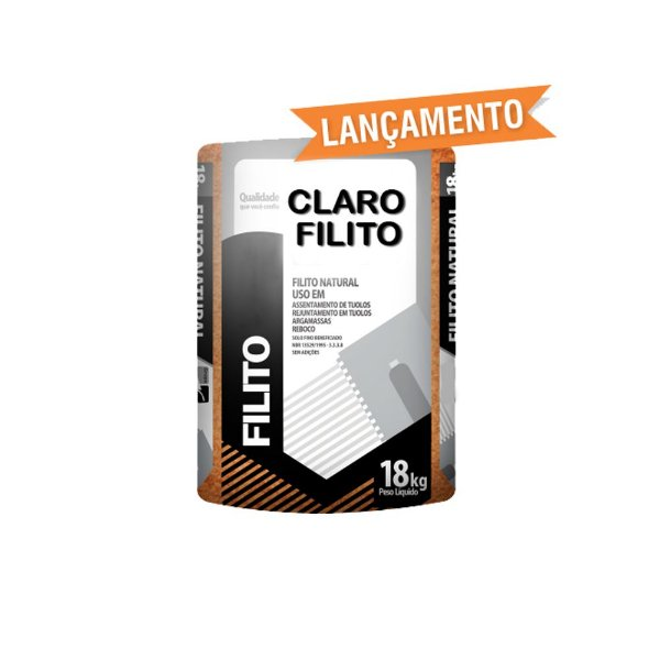 Clarofilito Filito Natural 18kg