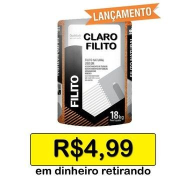 Clarofilito Filito Natural 18kg promo