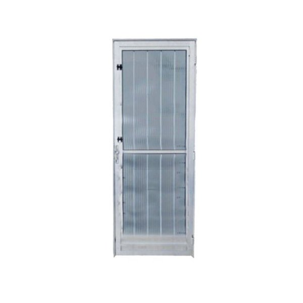 Porta de Alumínio Social 2,10m x 0,80m