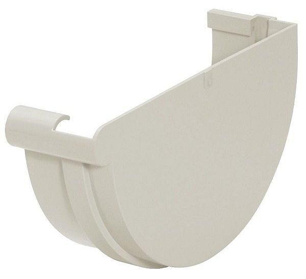 Cabeceira Direita Em PVC Para Calha