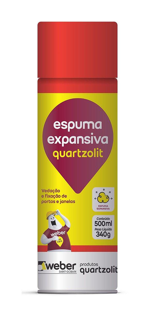 Espuma Expansiva Quartzolit (COD.1247)