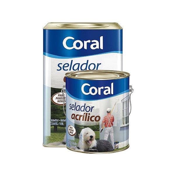 Selador Acrílico Coral