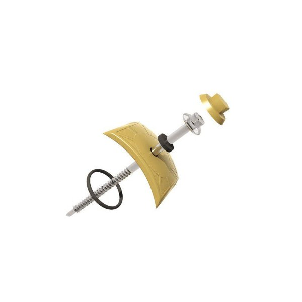 Kit para Fixação minionda marfim