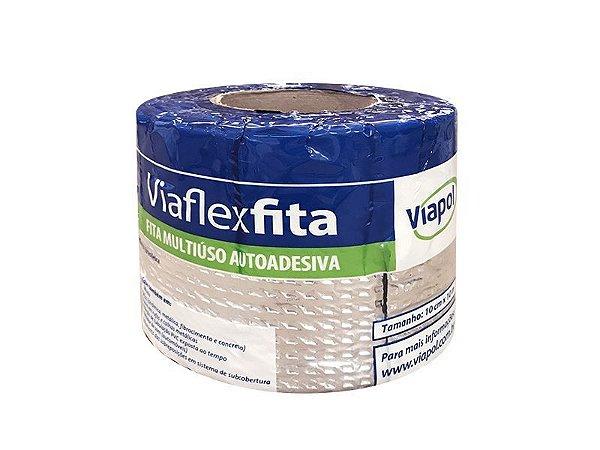 Viaflex Fita 10cm x 10m Viapol