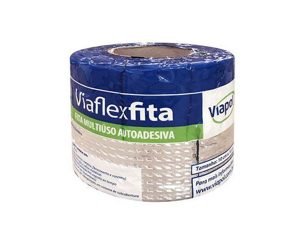 Fita Viaflex Viapol 10cm x 10m x 1,0m² (Cód: 3535)