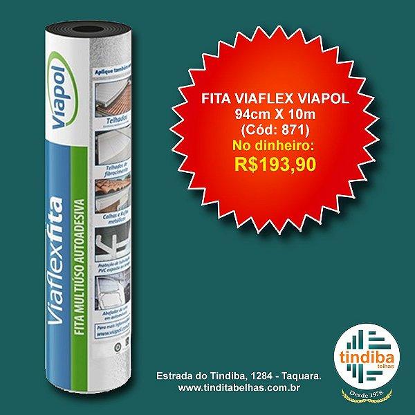 Fita Viaflex Viapol 94cm x 10m (Cód: 871)