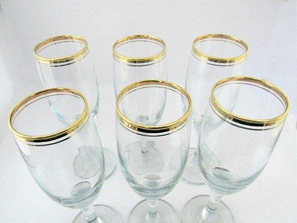 Taças Douradas Fineza