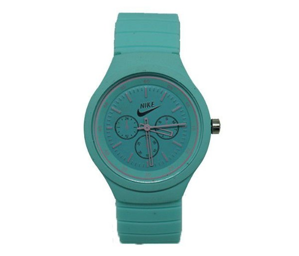 6aa4073428 Relógio Feminino Azul Bebê e Rosa - Nitro Artigos Esportivos