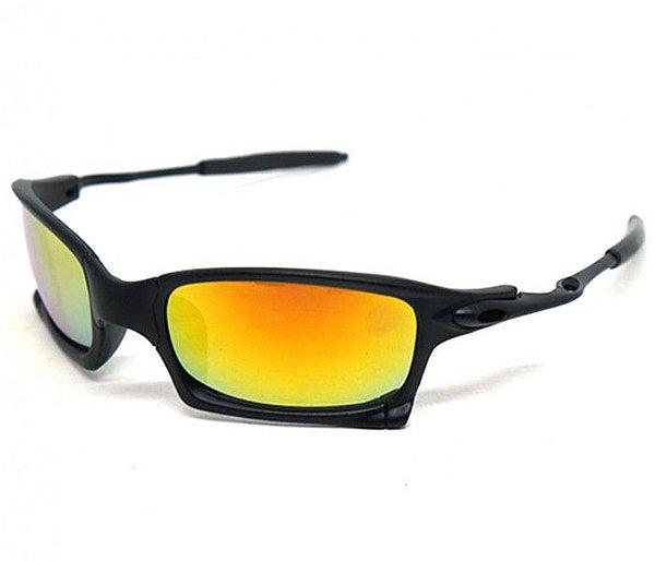 Óculos de Sol Oakley Juliet Squared X-Metal Preto 8547da9e19