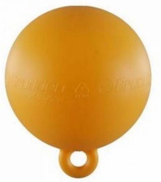 Peças e Acessórios Lancha Focker - Boia de Demarcação / Arinque - Redonda Brudden - Amarela 24,5 cm