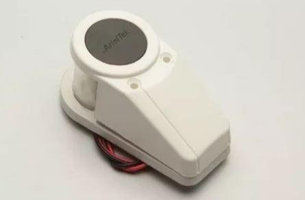Peças e acessórios Lancha Focker - Luz de Navegação de Proa bicolor a LED (Preto, branco) 1 un.