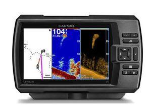Peças e acessórios Lanchas Focker - GPS e Sonar Fishfinder Garmin STRIKER 7dv CHIRP (c/ Transducer GT20-TM)