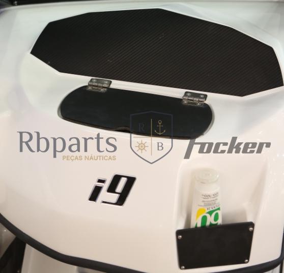 Peças e acessórios Focker - Acrílico Tampa do Porta Objetos Focker i9