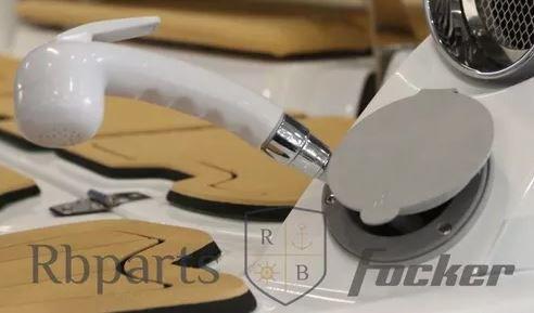 Peças e acessórios Lanchas Focker - Copo do Chuveirinho de Popa