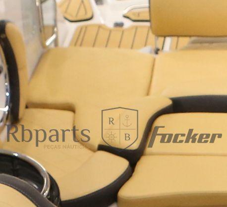 Peças e Acessórios Lancha Focker - Assento Sob Escada Peixinho Focker 240
