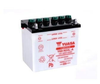 Peças e Acessórios Lancha Focker - Bateria Yuasa Y60-24L-A