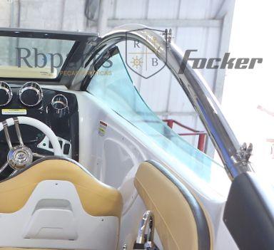 Peças e acessórios Focker - Para-brisa Lado Direito Focker 215