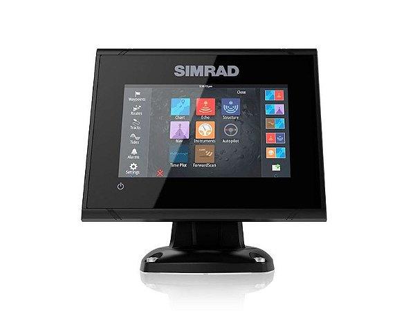 SIMRAD GO5 XSE HDI CHIRP - DOWNSCAN