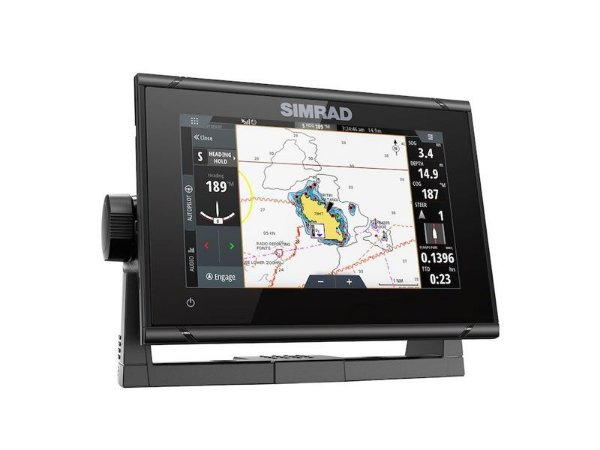 SIMRAD GO7 XSR TOTALSCAN CMAP-PRO