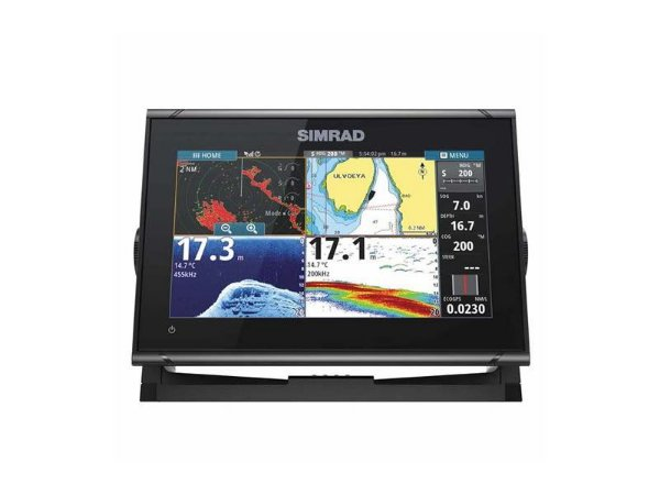 SIMRAD GO9 XSE TOTALSCAN CMAP PRO