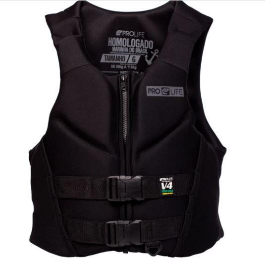 COLETE HOMOLOGADO PROTECH V4
