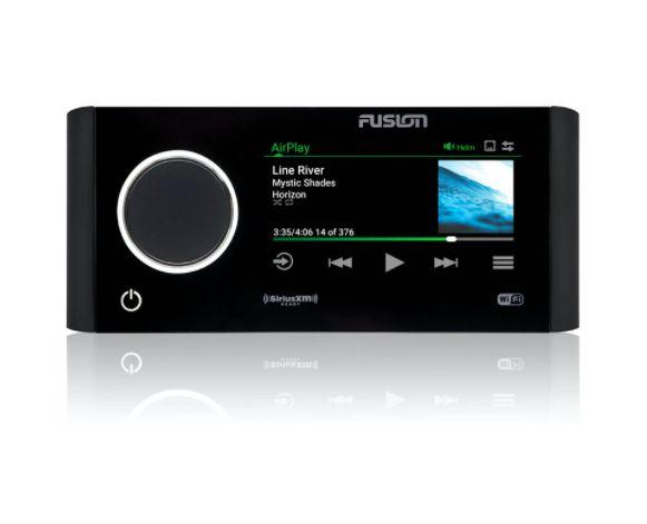 Aparelho De Som Media Player Fusion Apollo MS-RA770 Marinizado com AppleAirPlay 2