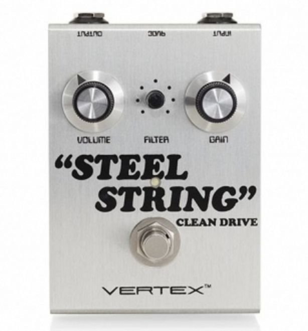 Vertex Steel Strings Clean Drive