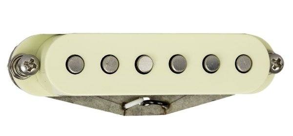 Suhr Single Michael Landau STD Parchament - creme (braço)