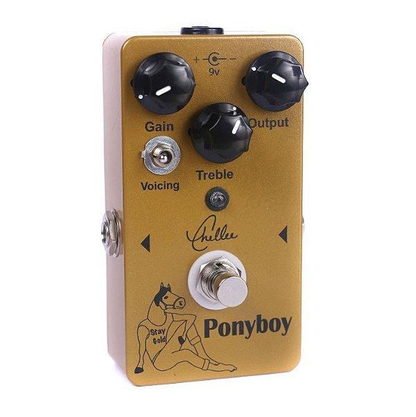 Chellee Ponyboy - O compacto Klon Centaur