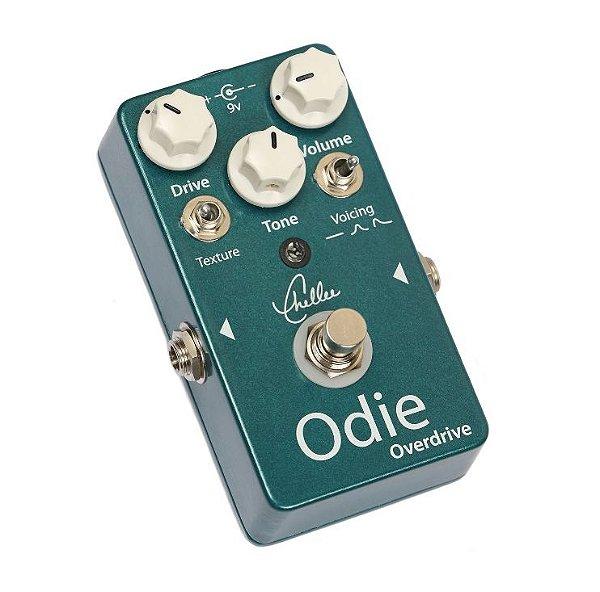 Chellee Odie – O overdrive versátil e transparente.