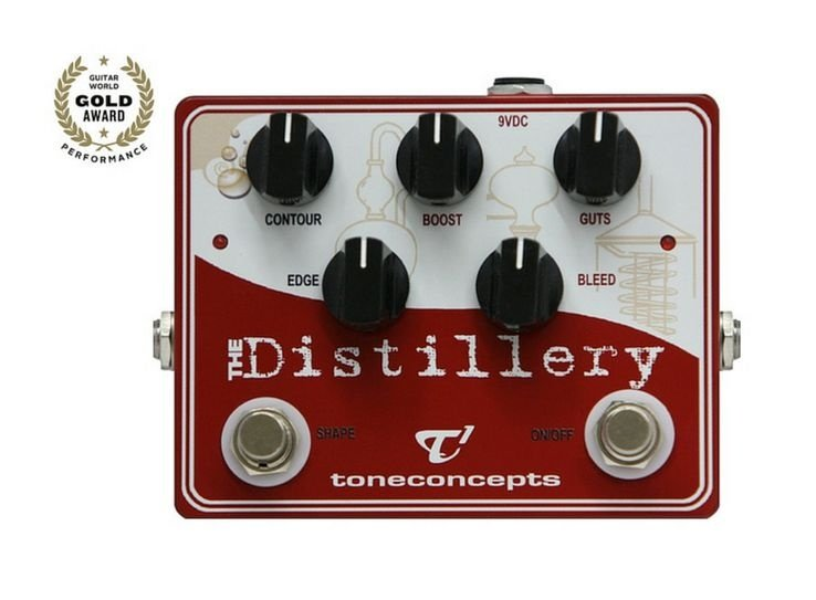 Tone Concepts The Distilery