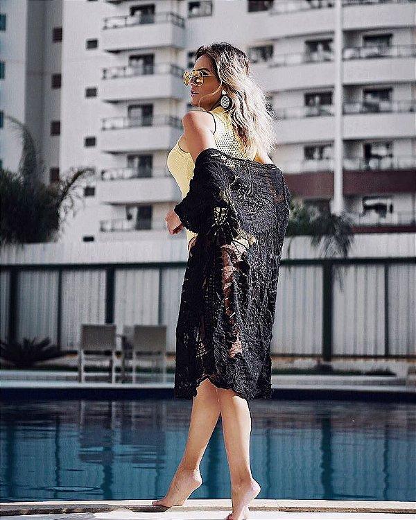 Kimono maravilhoso black