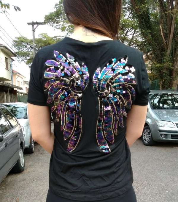Blusa Angel