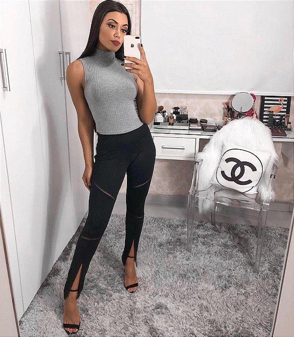 Calça skinny stylish - Preta