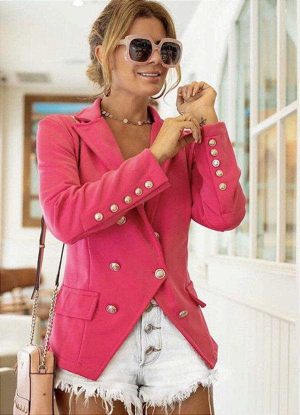 Blazer Belle - Pink
