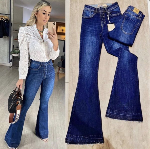 Flare Jeans  Livia