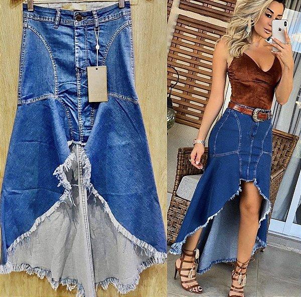 Saia Jeans Kimberly