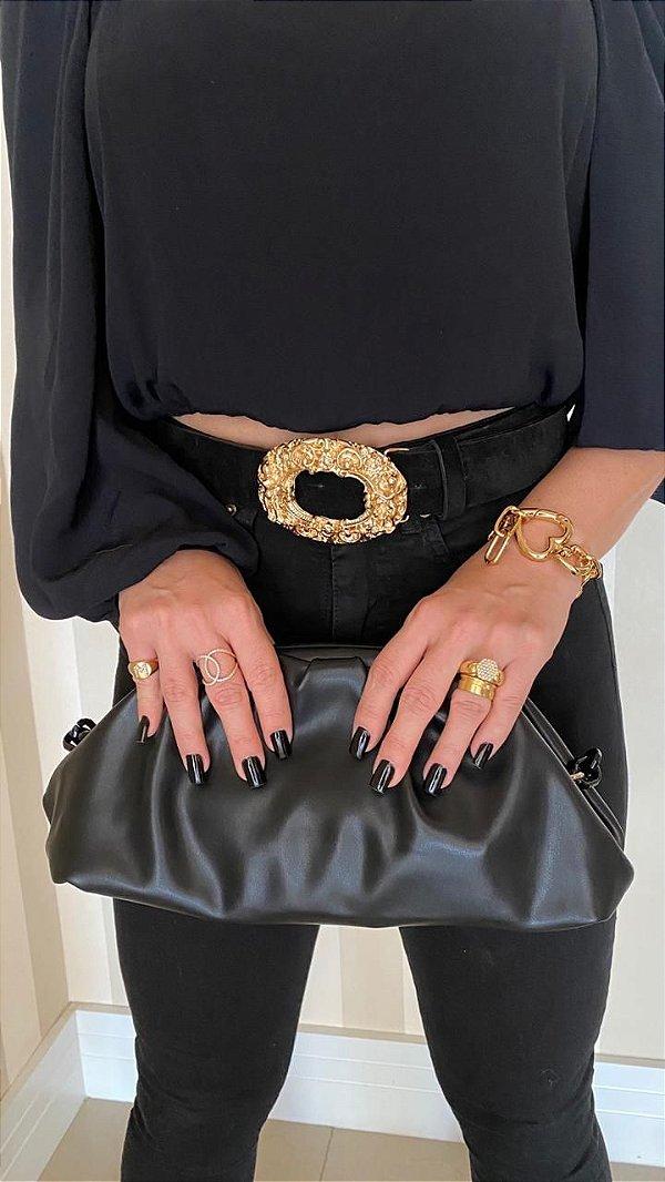 Bolsa black correntes | Ninna Black