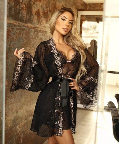 Robe Doll