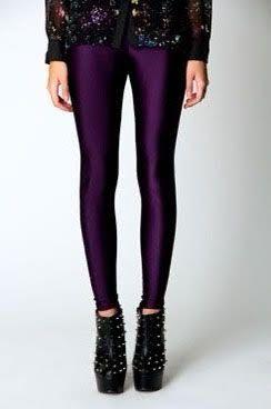 Disco Pants roxa