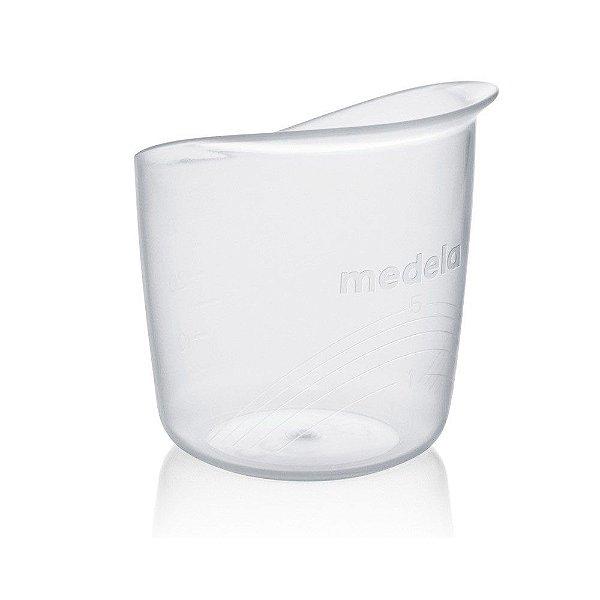 Copo alimentador graduado Baby Cup 2 unidades - Medela