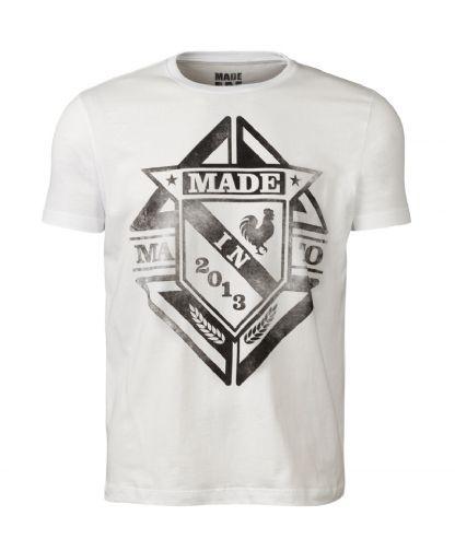 Camiseta Masculina Made in Mato - Branca