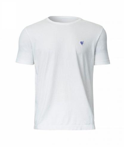 Camiseta Masculina Básica - Branca