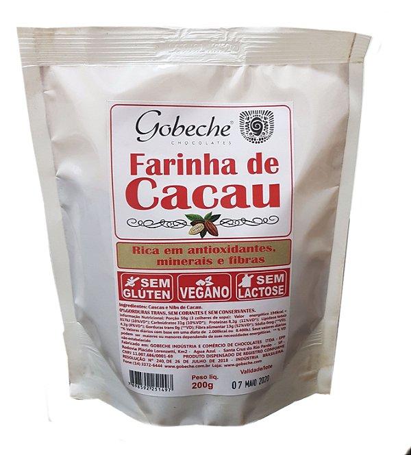 Farinha de Cacau Gobeche - 200g