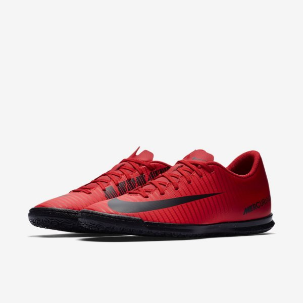 Chuteira Futsal Nike Mercurial Vortex 3 IC - Hit Tennis Sports ... 95d088b1a69dc
