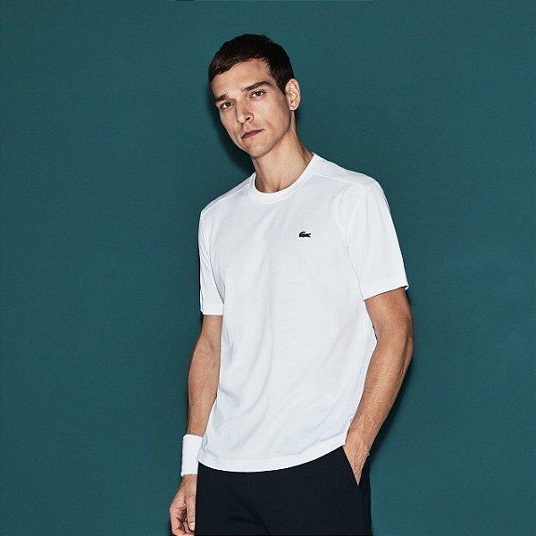 d26f7789e6c1c Camiseta Lacoste Sport De Jersey - Hit Tennis Sports - Loja de ...