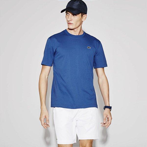Camiseta Lacoste Sport De Jersey - Hit Tennis Sports - Loja de ... a88d2e474ae