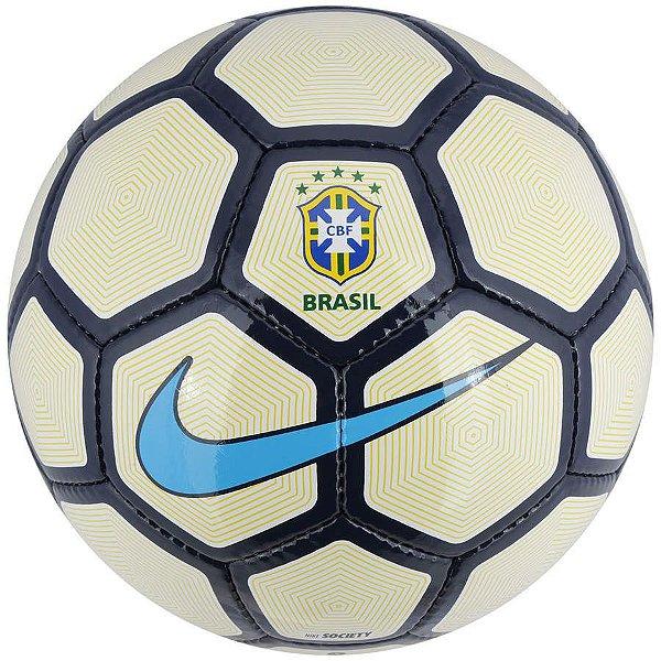 Bola Nike Brasil Society Cbf - Hit Tennis Sports - Loja de Artigos ... 76a5129f1b988