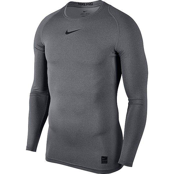 Camiseta Compressão Nike Pro - Hit Tennis Sports - Loja de Artigos ... 69d6346021c3b